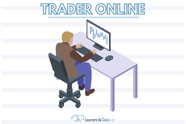 guida trader online da casa - con infografiche.